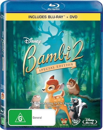 Bambi 2 (2006) Dual Audio Hindi 720p BluRay 650mb