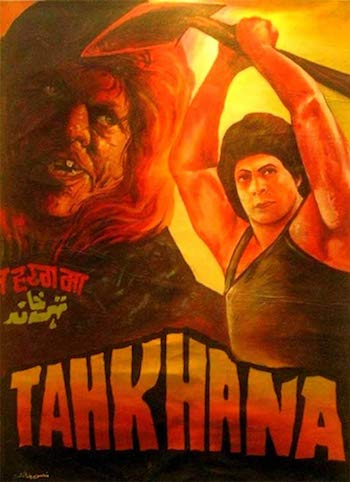 Tahkhana 1986 Hindi 720p WEBRip 800mb