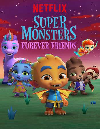 Super Monsters Furever Friends 2019 Hindi Dual Audio Web-DL Full Movie 480p Download
