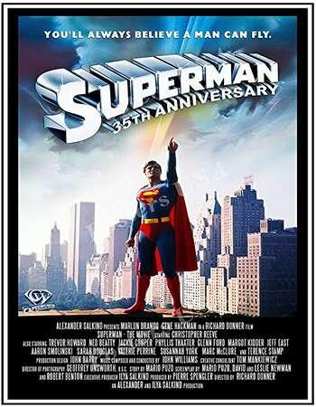 Superman 1978 Hindi Dual Audio BRRip Full Movie 720p Download
