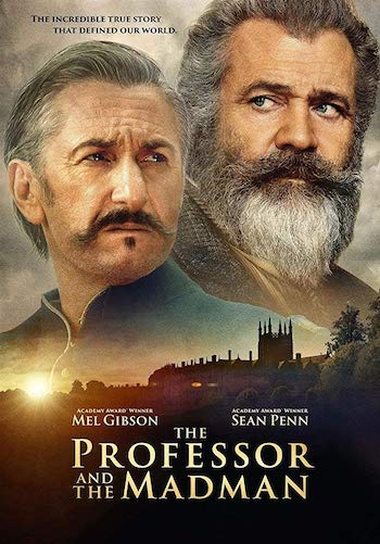 The Professor and the Madman 2019 English 720p WEB-DL 999MB