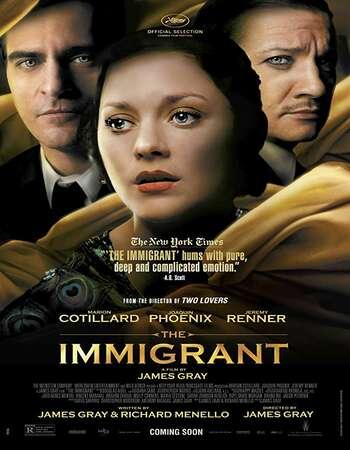 The Immigrant 2013 Hindi Dual Audio BRRip Full Movie 720p Download