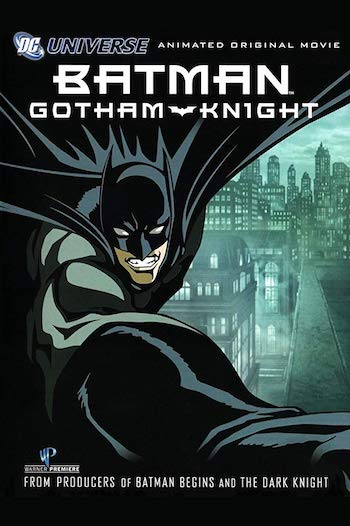 Batman Gotham Knight 2008 English Bluray Movie Download