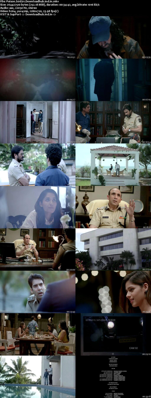 Poison 2019 Hindi S01 WEB Series Complete 720p HDRip x264