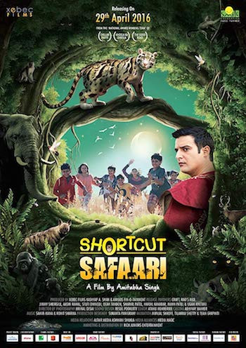 Shortcut Safari 2016 Hindi 720p WEB-DL 800mb