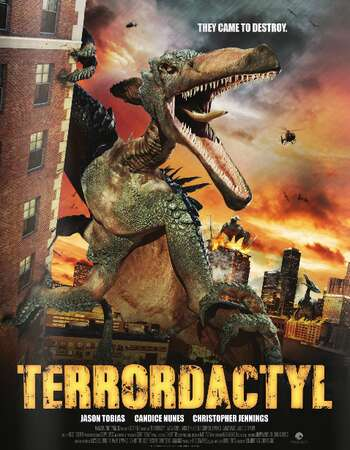 Terrordactyl 2016 Hindi Dual Audio Web-DL Full Movie Download