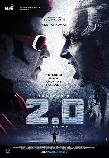 2.0 (2018) Hindi 720p HDTV 1GB
