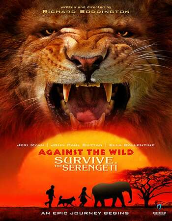 Against The Wild 2 2016 Hindi Dual Audio BRRip Full Movie 720p Download