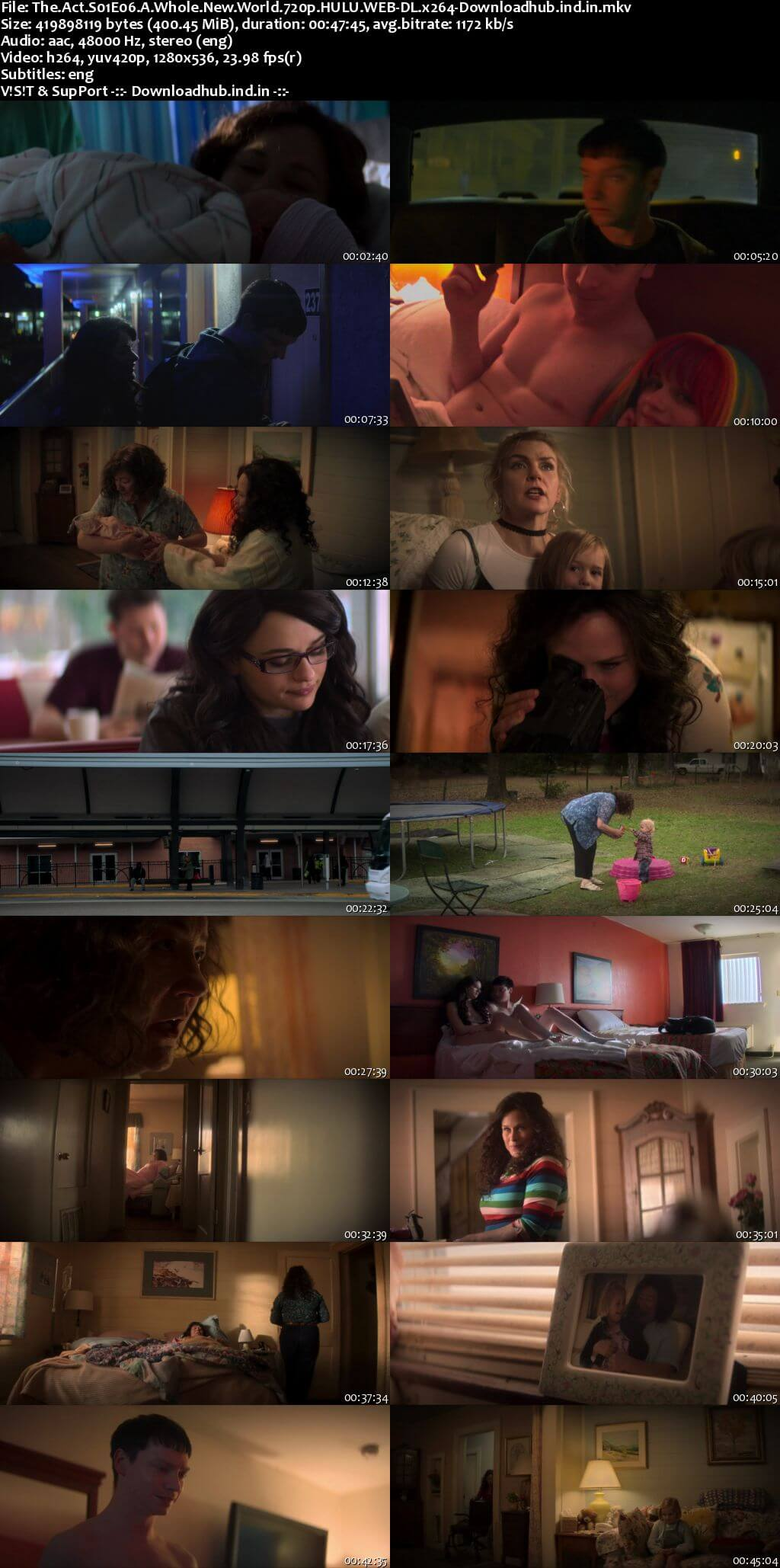 The Act S01E06 400MB WEB-DL 720p ESubs
