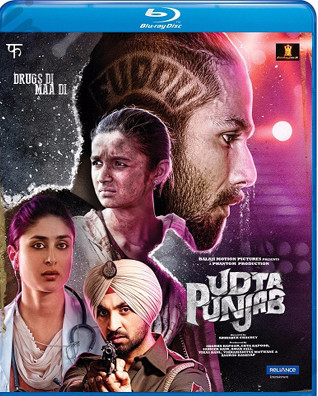 Udta Punjab 2016 Hindi 720p BluRay 1GB