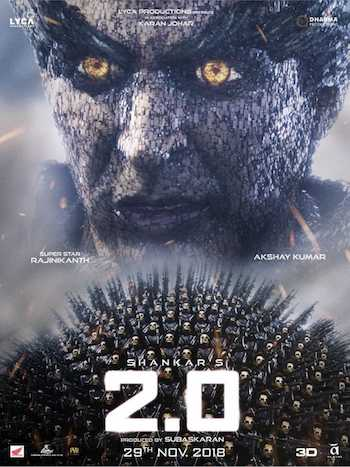 2.0 (2018) Hindi 480p WEB-DL 400MB