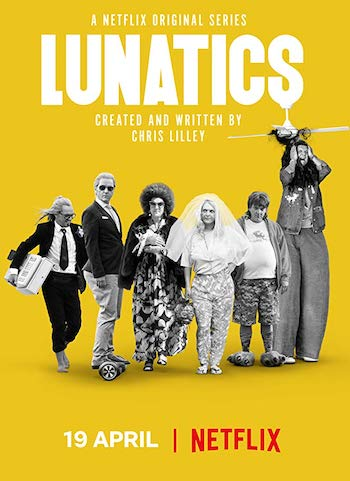 Lunatics S01 Complete Dual Audio Hindi 720p WEB-DL 2.3GB