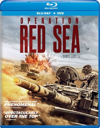 Operation Red Sea 2018 UNCUT Dual Audio Hindi 720p BluRay 1.1GB