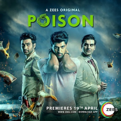Poison 2019 Hindi WEB Series Complete 480p WEB-DL 1.1GB