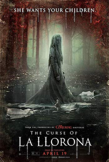 The Curse of La Llorona 2019 Dual Audio Hindi 720p HDCAM 750mb