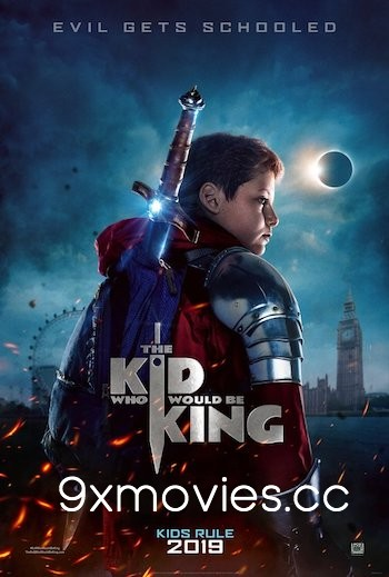The Kid Who Would be King 2019 Dual Audio Hindi 720p BluRay 950mb