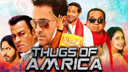 Thugs Of Amrica 2019 Hindi Dubbed 720p HDRip 800mb