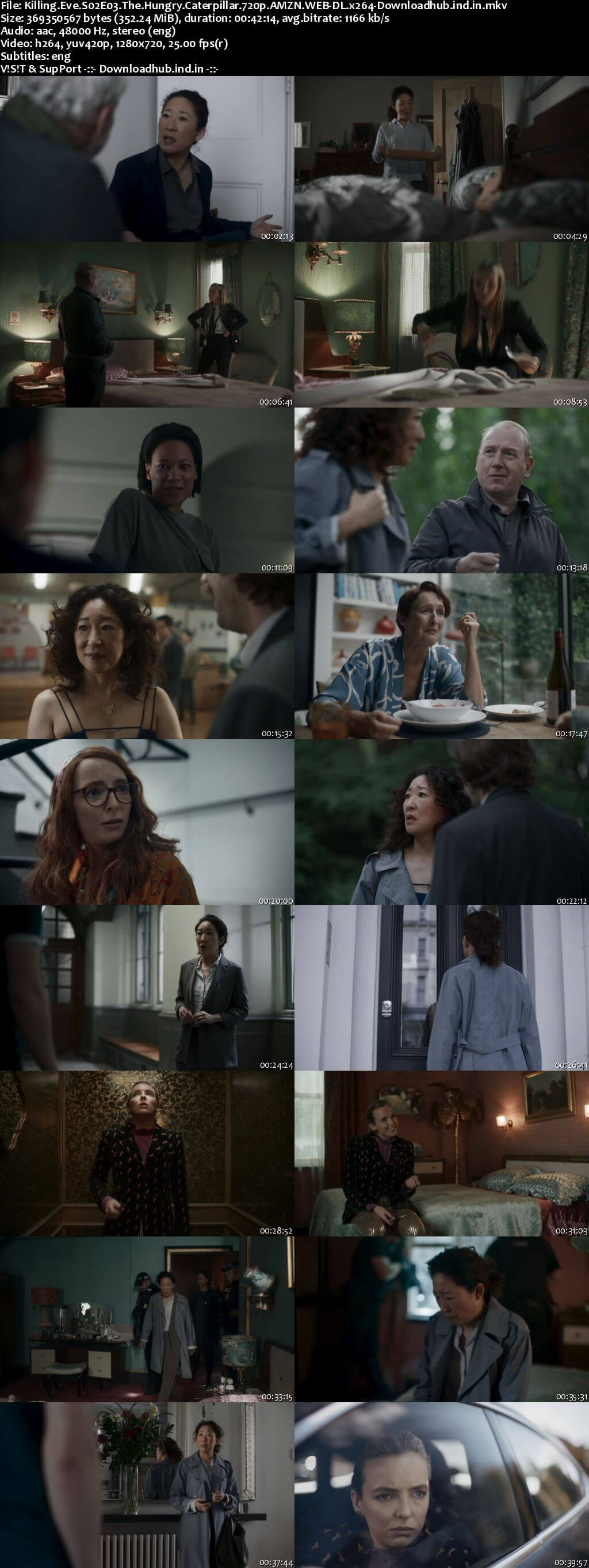 Killing Eve S02E03 350MB AMZN WEB-DL 720p ESubs