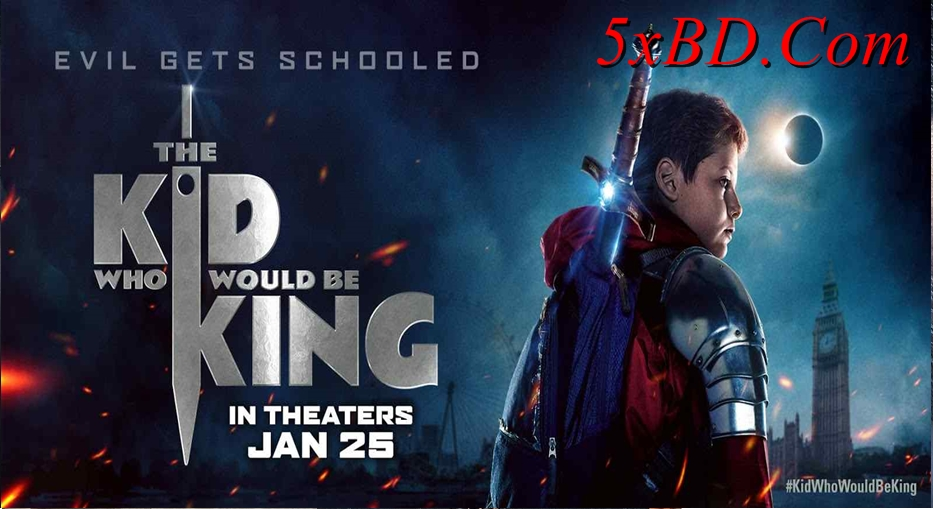 The Kid Who Would Be King 2019 Dual Audio [Hindi-English] 720p – HEVC – 480p ORG Blu-Ray – 350MB – 550MB – 1GB ESubs