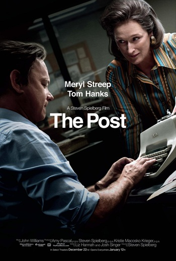 Download The Post (2017) English 720p BRRip x264 AAC [Team DRSD] Torrent