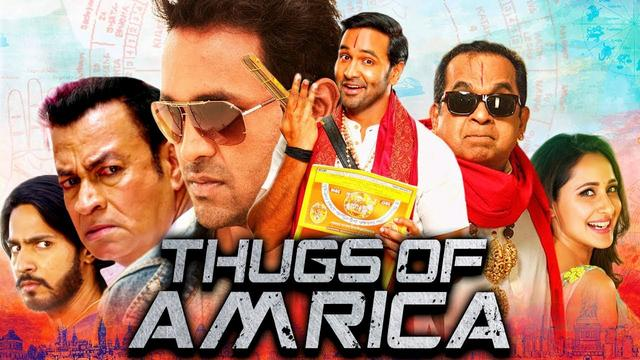 Download Thugs Of Amrica (Achari America Yatra) (2018) Hindi 720p WEBHD x2 Torrent
