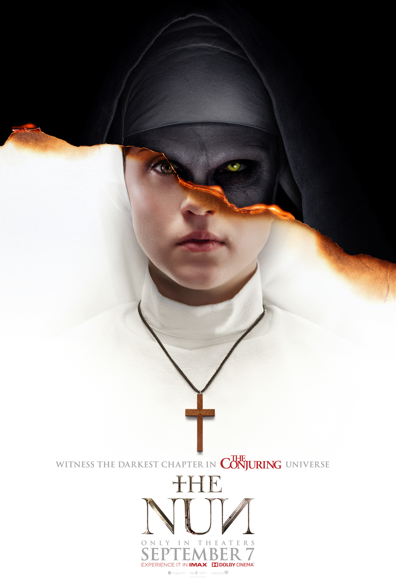 Download The Nun (2018) HDRip x264 Dual Audio [Hindi 5 1 - English 5 1] ES Torrent