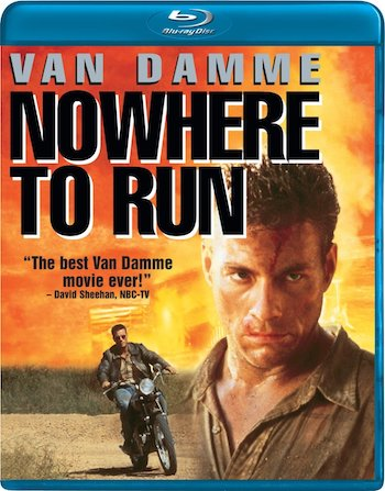 Nowhere To Run 1993 English 720p BRRip 800MB ESubs