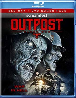 Outpost Black Sun 2012 Dual Audio Hindi 720p BluRay 850mb