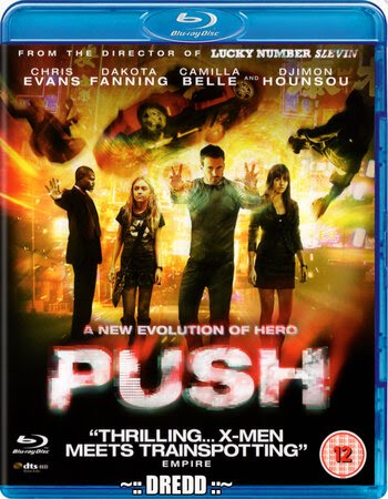 Push 2009 Dual Audio Hindi 720p BluRay 990MB