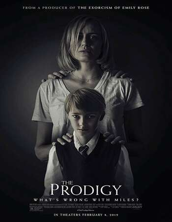 The Prodigy 2019 English 280MB AMZN Web-DL 480p ESubs