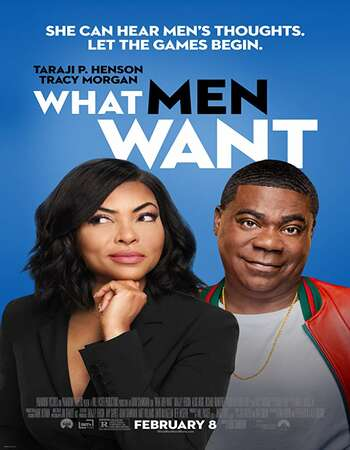 What Men Want 2019 Hindi Dual Audio 400MB BluRay 480p ESubs