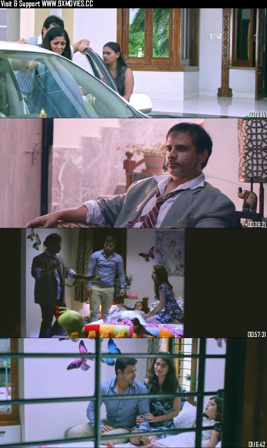 Adrishya 2018 Hindi 480p HDRip 300mb