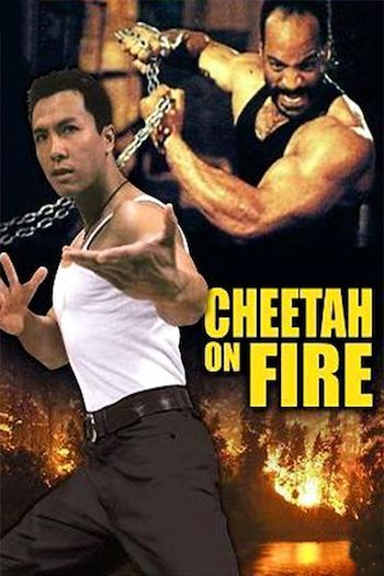 Cheetah On Fire 1992 Dual Audio Hindi Movie Download