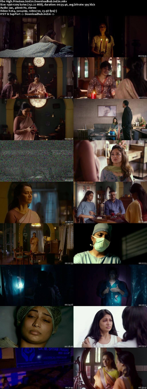 High Priestess 2019 Hindi S01 WEB Series Complete 720p HDRip x264