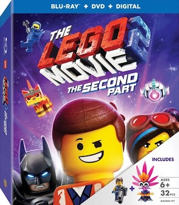 The Lego Movie 2 The Second Part 2019 English Bluray Movie Download