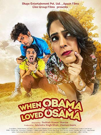 When Obama Loved Osama 2018 Hindi 720p HDRip 800mb