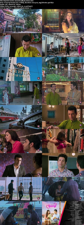 Baarish 2019 Hindi S01 WEB Series Complete 720p HDRip x264