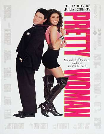 Pretty Woman 1990 Hindi Dual Audio BRRip Full Movie 720p Download