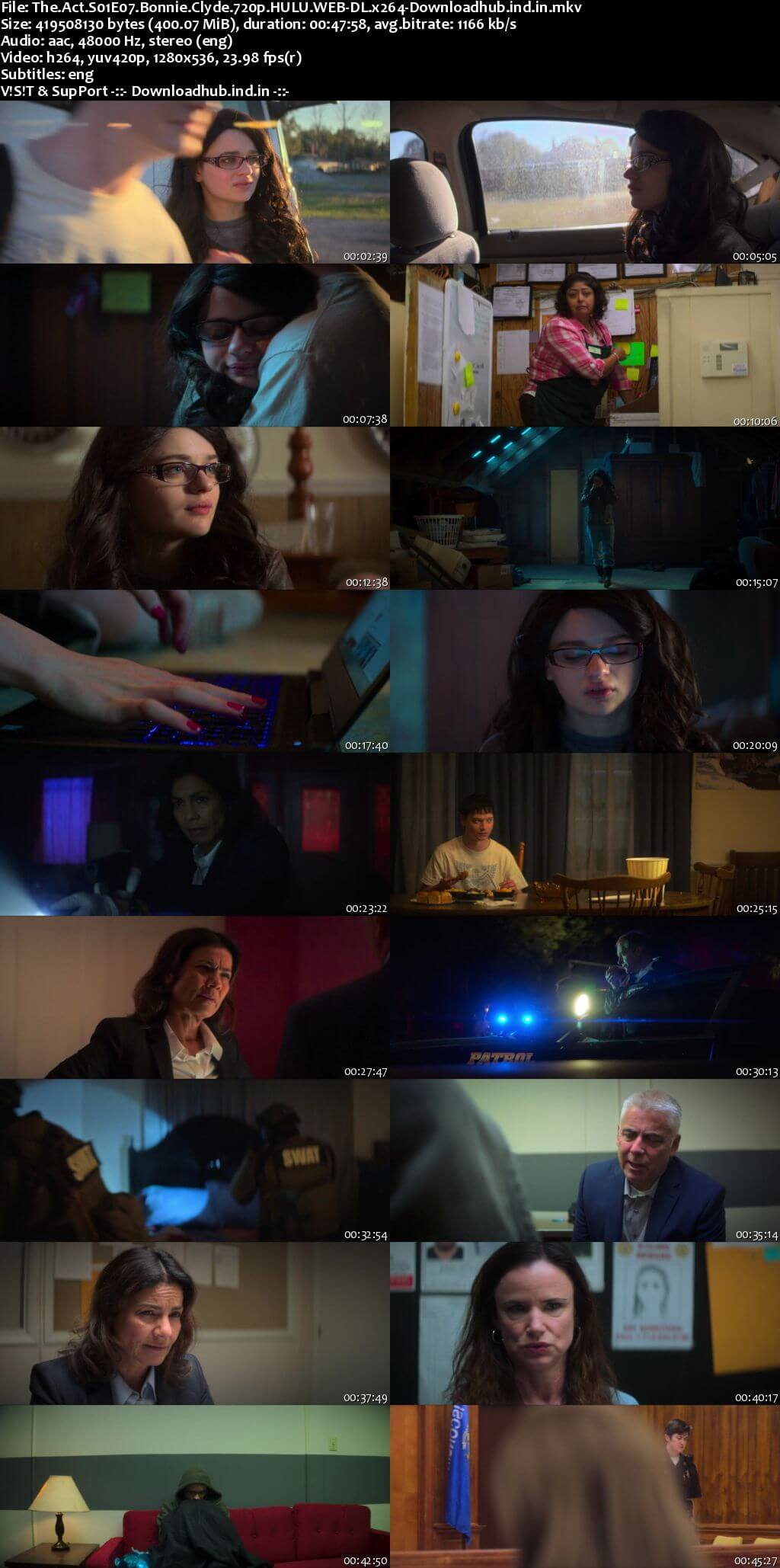The Act S01E07 400MB WEB-DL 720p ESubs