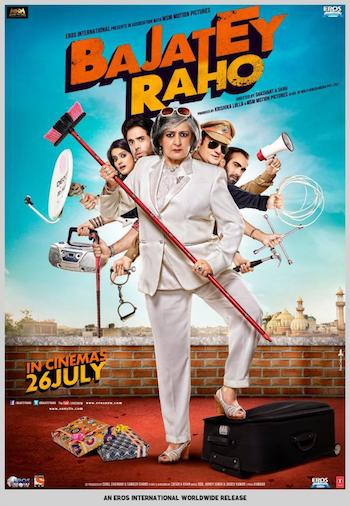 Bajatey Raho 2013 Hindi 720p WEB-DL 800MB