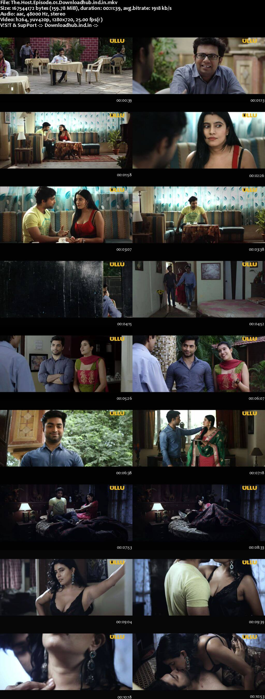 The Host 2019 Hindi S01 ULLU WEB Series Complete 720p HDRip x264