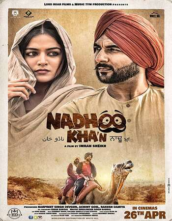 Nadhoo Khan 2019 Punjabi Movie 700MB HDRip 720p ESubs HEVC