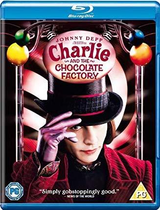 Charlie and the Chocolate Factory 2005 Dual Audio Hindi 720p BluRay 800mb