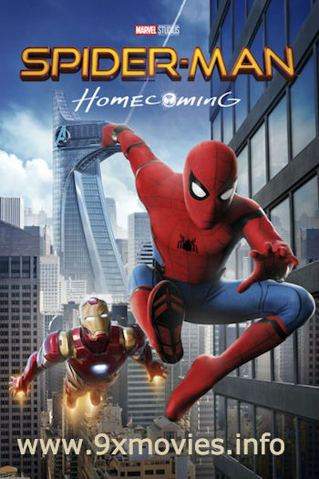 Spider-Man Homecoming 2017 Dual Audio PROPER ORG Hindi Bluray Movie Download