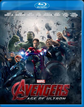 Avengers Age of Ultron 2015 Dual Audio Hindi Dubbed BluRay Download
