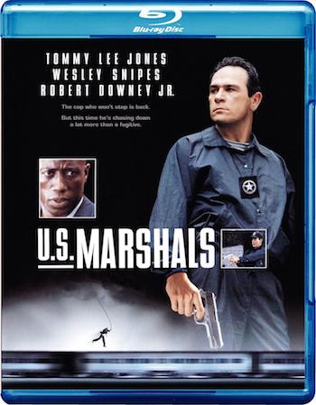 U.S Marshals 1998 Dual Audio Hindi 720p BluRay 900mb