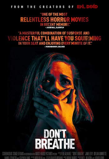Dont Breathe 2016 Hindi 300MB Dual Audio 480p BluRay Movie Download
