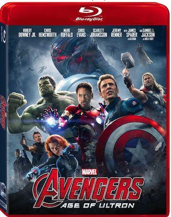 Avengers Age of Ultron 2015 Dual Audio [Hindi English] BluRay 720p 1.1GB