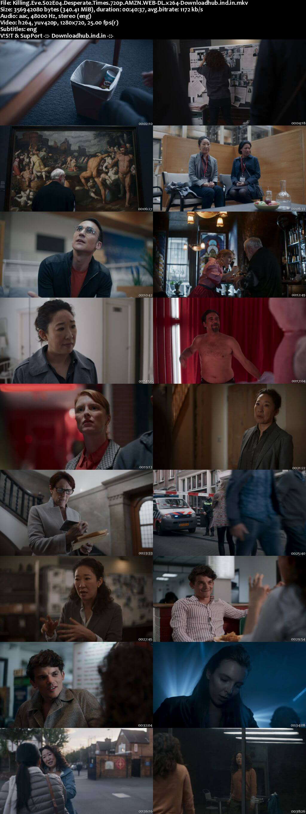 Killing Eve S02E04 350MB AMZN WEB-DL 720p ESubs