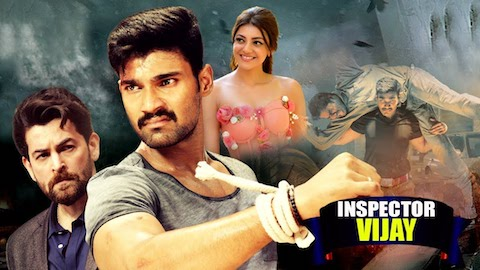 Inspector Vijay 2019 Hindi Dubbed 720p HDRip 900mb